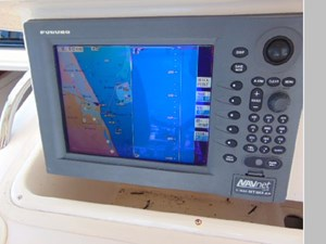 Ram Sea 32 GPS Charts