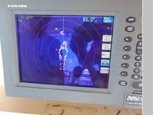 Ram Sea 33 Radar
