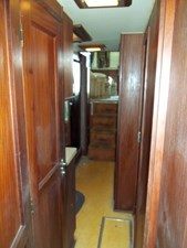 Companionway Looking Aft