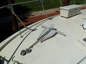 SEA HAWK 18 Spare Anchor