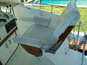 SEA HAWK 29 2 Helm Chairs