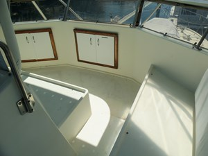 SEA HAWK 30 FB Seating