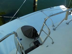 SEA HAWK 32 FB Ladder