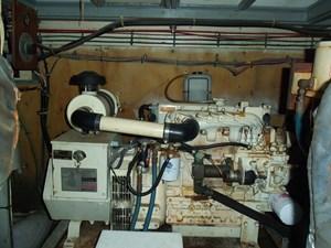 SEA HAWK 35 New Generator