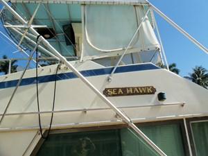 SEA HAWK 39 Side View