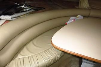 Cabin settee - wrap around