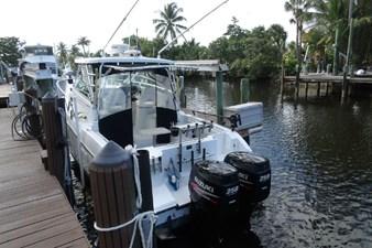 2004 Seaswirl Striper 2901 WA OB 13