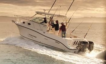 2004 Seaswirl Striper 2901 WA OB 94