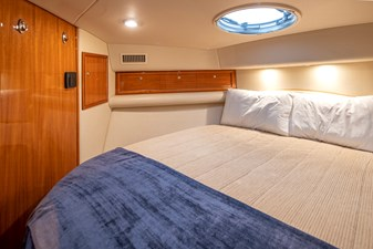 Master Cabin to Port