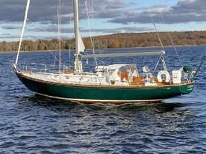 TEASER 0 TEASER 1985 HINCKLEY Bermuda 40 MKIII Sloop Yacht MLS #270069 0