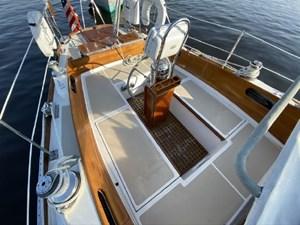 TEASER 1 TEASER 1985 HINCKLEY Bermuda 40 MKIII Sloop Yacht MLS #270069 1