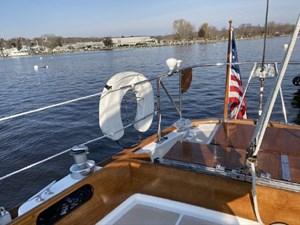 TEASER 2 TEASER 1985 HINCKLEY Bermuda 40 MKIII Sloop Yacht MLS #270069 2