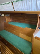 TEASER 7 TEASER 1985 HINCKLEY Bermuda 40 MKIII Sloop Yacht MLS #270069 7