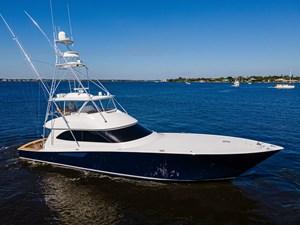 70 Viking 91 Starboard Profile
