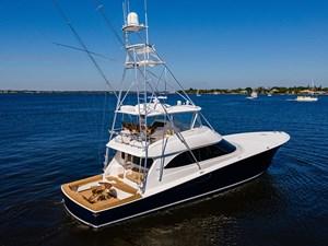 70 Viking 9 Starboard Profile