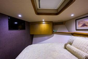 70 Viking 62 VIP Stateroom
