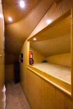 70 Viking 66 Companionway Storage Room