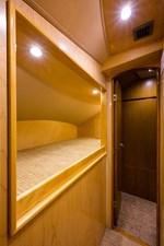 70 Viking 67 Companionway Storage Room