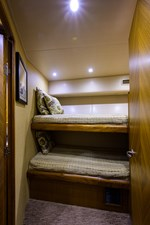 70 Viking 73 Guest Bunk Stateroom