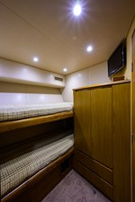 70 Viking 74 Guest Bunk Stateroom