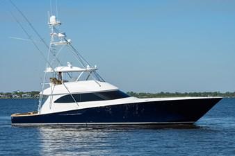 70 Viking 89 Starboard Profile