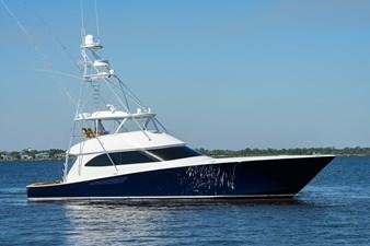70 Viking 1 Starboard Profile