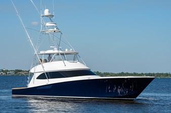 70 Viking 88 Starboard Profile