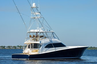 70 Viking 6 Starboard Profile