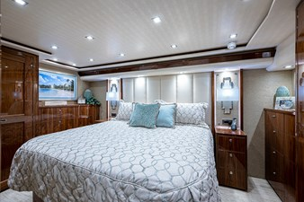 THREE'S ENOUGH 12 Master Stateroom