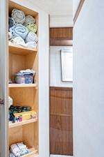 THREE'S ENOUGH 25 Linen Closet