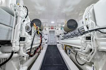THREE'S ENOUGH 39 Engine Room