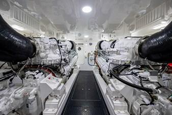 THREE'S ENOUGH 40 Engine Room