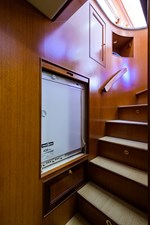 Stairway to Pilothouse