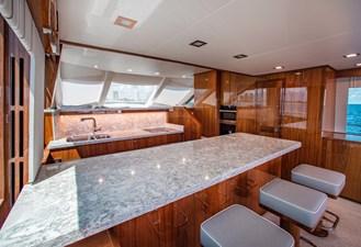 NEW Viking 82 Cockpit Motor Yacht 9