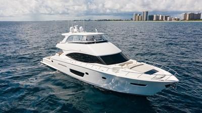 NEW Viking 82 Cockpit Motor Yacht 58