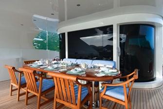 Alfresco Dining Upper Deck