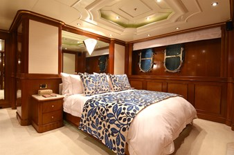 Guest Cabin 2 lower deck