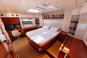 Billy Budd Owners Stateroom