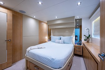 ANDREA VI 24 Starboard Stateroom
