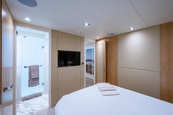 ANDREA VI 25 Starboard Stateroom