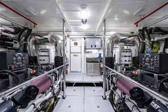 ANDREA VI 53 Engine Room