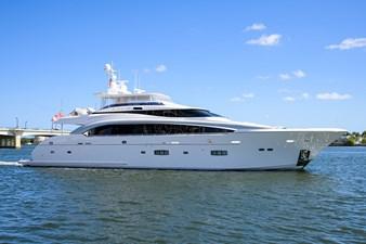 ANDREA VI 60 Starboard Profile