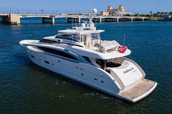 ANDREA VI 65 Port Stern Profile