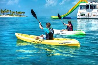 Island Heiress 8 ISLAND HEIRESS toy selection kayaks