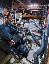 80 Engine room