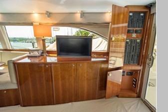 2006 Riviera Enclosed Flybridge 3 4