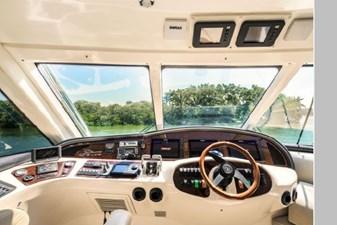 2006 Riviera Enclosed Flybridge 23 24