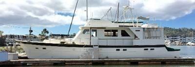 1970 Hatteras Motor Yacht 0 1