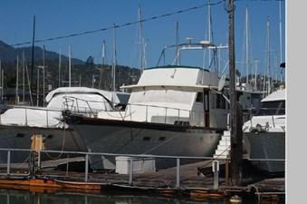 1970 Hatteras Motor Yacht 3 4