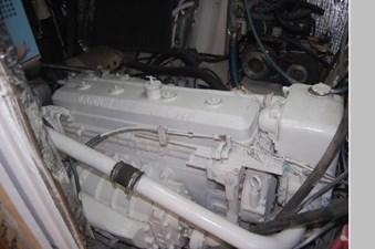 1970 Hatteras Motor Yacht 86 87